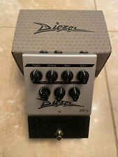 Diezel VH4 Overdrive Distortion & Preamp Guitar Effects Pedal. Free Shipping