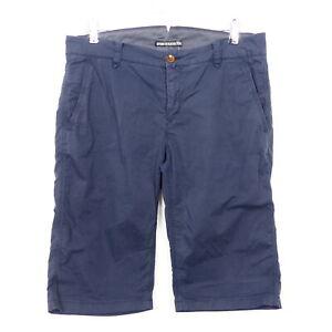 DRYKORN Shorts Bermuda Kurze Hose Chino Blau Gr. W30
