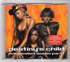 (HA930) Destiny's Child, Independent Women Part 1 - 2000 CD