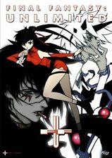 Final Fantasy: Unlimited vol. 2 ( Anime auf Deutsch ) von Mahiro Maeda NEU OVP