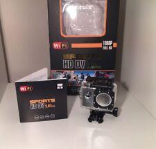 4K Wifi Sports Helmet Action Camera Ultra HD Mini Waterproof DV DVR Camcorder