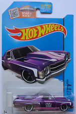 2015 Hot Wheels HW CITY '71 El Camino 18/250 (Purple Version)
