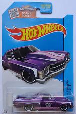2015 Hot Wheels HW CITY '71 El Camino 18/250 (Purple Version)
