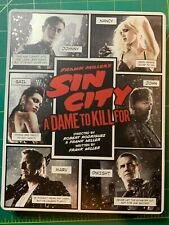 Sin City A Dame To Kill For Steelbook 3-d, Blu Ray, Dvd