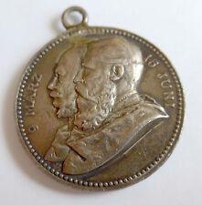Medaille --Zur Erinnerung an Kaiserkrönung von Wilhelm I u. II Friedrich III--