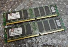 DDR1 SDRAM de ordenador Velocidad del bus del sistema PC3200 (DDR-400) 2 módulos