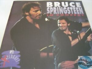 CD BRUCE SPRINGSTEEN IN CONCERT MTV PLUGGED