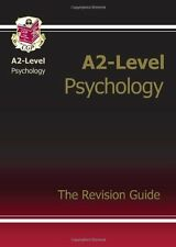 A2-Level Psychology Complete Revision,CGP Books