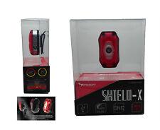 Luz Trasera Moon SHIELD-X USB Recargable 150 L Sensor Automatico Bicicleta 6149