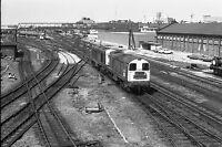 British Rail Class 20s Doncaster Quality 6x4 inch Rail Photo C