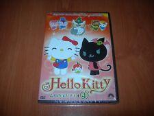 HELLO KITTY 4 LA PELÍCULA DVD (PAL ESPAÑA PRECINTADO)