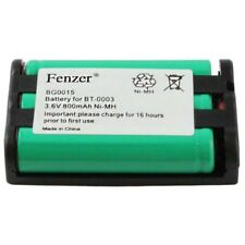 B2G1 Free NEW Cordless Home Phone Rechargeable Battery for Uniden BT-0003 BT0003