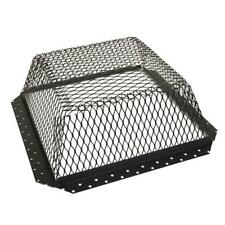 Master Flow Roof Vent Cover Steel HVAC Ventilation Heavy Duty 30 X 30 Inch Black