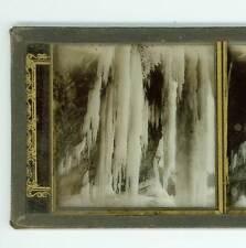 Wsa4921 Glass McPherson view Frozen Falls Niagara Falls New York D