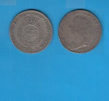 Casa di Savoia Carlo Emanuele III Scudo nuovo 1765 ( da 6 Lire) argento Torino