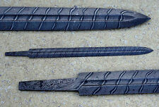 IB 114  Custom Hand Made Damascus Sword Blank Blade