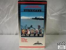Hurricane VHS Larry Hagman, Patrick Duffy, Will Geer