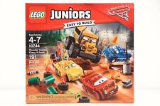 Lego Juniors 10744 DISNEY CARS Thunder Hollow Crazy 8 Race 191 PCS AGES 4 AND UP