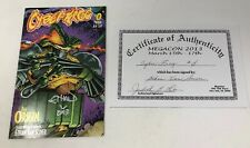 Cyberfrog The Origin #0 Preview ASHCAN Harris 1997 Ethan Van Sciver SIGNED Comic