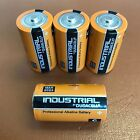 4 x Duracell C Size Industrial Procell Alkaline Batteries LR14 MN1400 BABY 2023