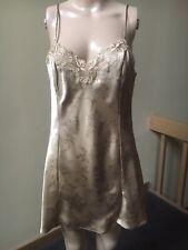 NWT Vintage  Victoria's Secret Women's SATIN  Nightgown Slip Size Medium