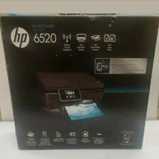 HP PHOTOSMART 6520 Wireless Color*Photo*Printer*Scanner*Copier* Fax NEW Open Box