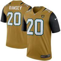 New Nike Jacksonville Jaguars Jalen Ramsey #20 Color Rush Legend Edition Jersey