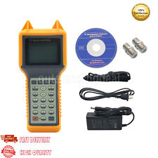 RY200D Digital TV Signal Level Meter Tester CATV Cable Testing 5MHz-870MHZ os12