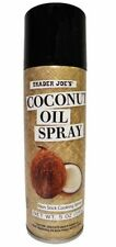 Trader Joe's Organic Coconut Oil Spray 5 OZ NON-STICK Cooking Spray - Brand-New!