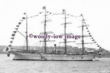 rs0104 - Japanese Sailing Ship - Kaiwo Maru , built 1930 - photograph