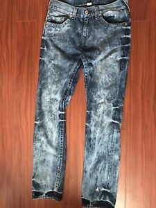 mens true religion jeans size 32