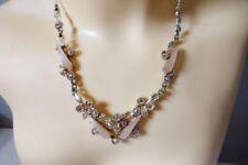 Flowers/Plants Gold Plated Coro Vintage Costume Jewellery