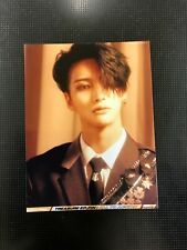 "Brand New ATEEZ Unofficial 4""x6"" Seonghwa Treasure Ep. Fin Yellow Photo"