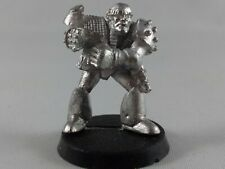 Rogue Trader Space Marine Heavy Weapon trooper body with arms/legs, no weapon