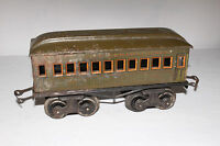 1930's Bing O Scale #205 New York Central Lines Passenger Car, Lot #1