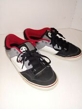 DVS Mens Ignition CT Vulc Skate Shoes Sneakers 9  Medium multi color