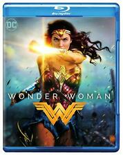 Wonder Woman Blu-ray Disc 2017 New & Sealed