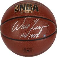 Autographed Walt Frazier Knicks Basketball Fanatics Authentic COA Item#6209569