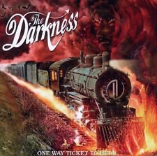 The Darkness - One Way Ticket To Hell  And Back [CD]