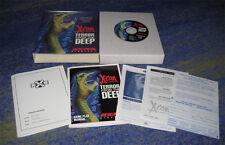 X-com: terrore from the deep-MicroProse 1995-prima edizione con OVP PC DOS