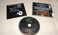 CD  Andrew Lloyd Webber - Das Phantom der Oper  13.Tracks  1990  12/15