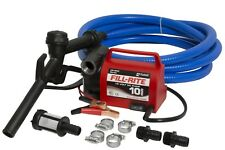 Fill-Rite FR1614 12V DC Portable Diesel Transfer Pump