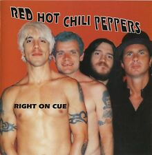 "RED HOT CHILI PEPPERS ""Right On Cue"" Live Toronto Canada 1999 Import CD"