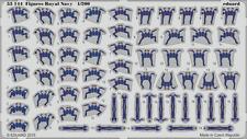 Eduard 1/200 figuras Royal Navy # 53144