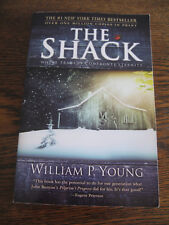 THE SHACK by WILLIAM P. YOUNG  NOVEL BESTSELLER
