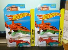Lot of 2 - 2015 HOT WHEELS - SKY KNIFE HELICOPTER #94