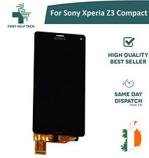 For Sony Xperia Z3 Compact Mini Touch Screen Digitizer LCD Display Black New