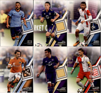 2018 Topps MLS Soccer - Base Set Cards - Choose From Card #'s 1-200