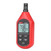 UNI-T UT333 Digital Air Temperature and Humidity Meter Hygrometer Thermometer GB