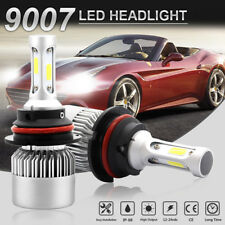 HB5 9007 388W 38800LM COB LED Headlight Kit Light Bulbs 6500K White Conversion